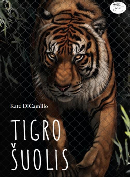 Tigro šuolis | Kate DiCamillo