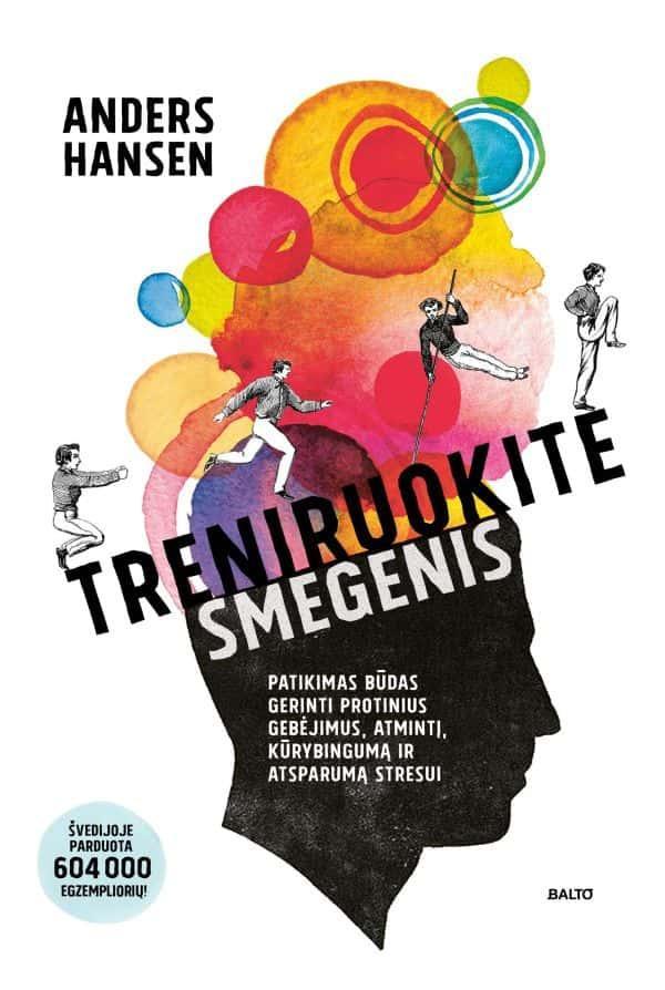 Treniruokite smegenis | Anders Hansen