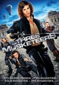 Trys muškietininkai (DVD) |
