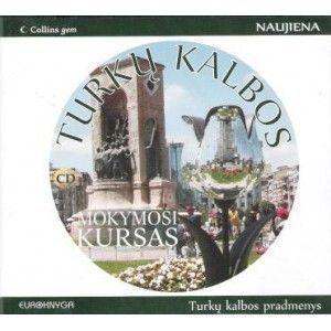 Turkų kalbos mokymosi kursas (CD ) | Collins gem