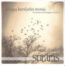 Ubagų karalystės monai (CD)   Sutaras