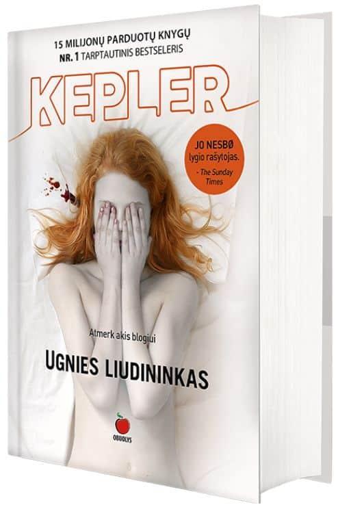 Ugnies liudininkas (2-as leidimas) | Lars Kepler