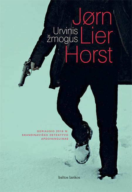 Urvinis žmogus | Jorn Lier Horst