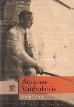 Laiškai | Antanas Vaičiulaitis