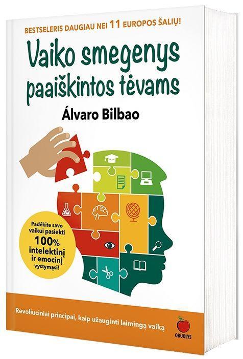 Vaiko smegenys paaiškintos tėvams | Álvaro Bilbao