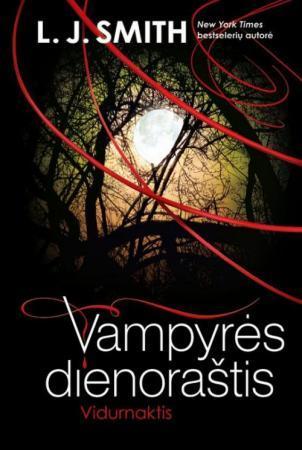 Vidurnaktis. Vampyrės dienoraštis. Ciklo