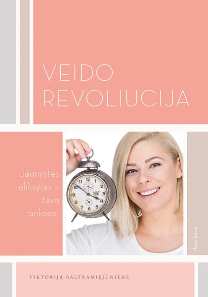 Veido revoliucija | Viktorija Baltramiejūnienė