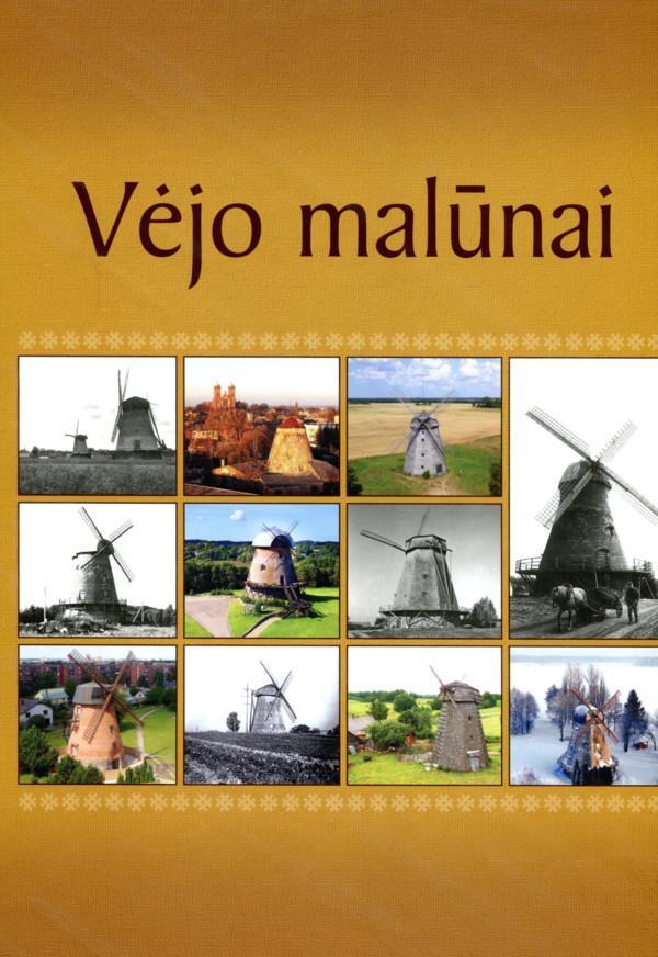 Vėjo malūnai | Sud. Zenonas Baubonis