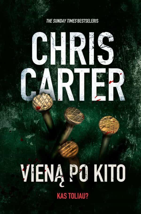Vieną po kito | Chris Carter