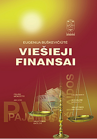Viešieji finansai | Eugenija Buškevičiūtė
