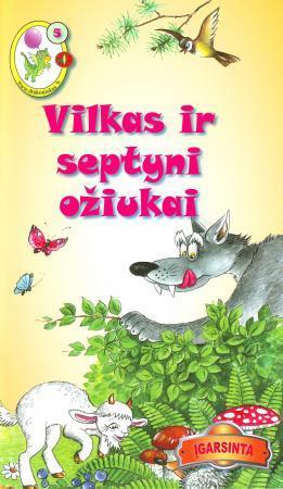 Vilkas ir septyni ožiukai (serija