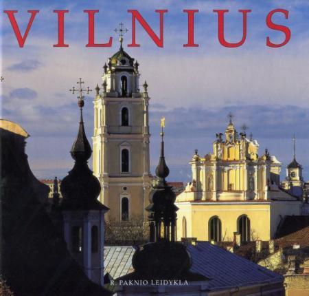 Vilnius (suvenyrinis albumėlis anglų k.) |