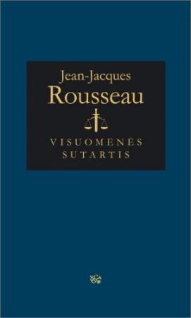 Visuomenės sutartis | Jean-Jacques Rousseau