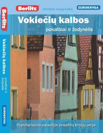 Vokiečių kalbos pokalbiai ir žodynėlis  