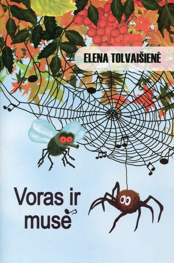 Voras ir musė | Elena Tolvaišienė