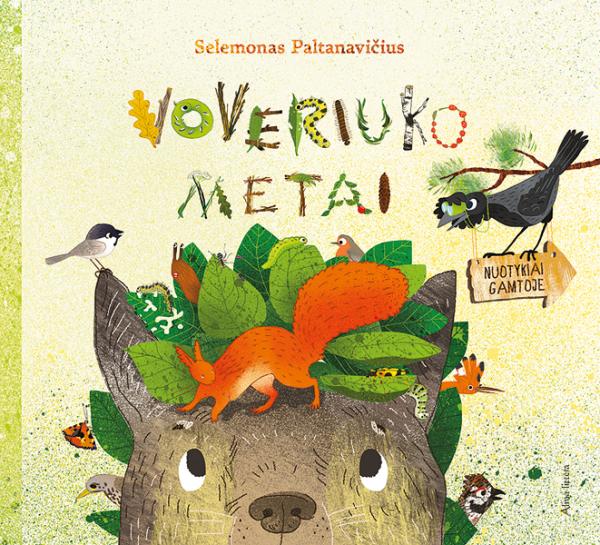 Voveriuko metai | Selemonas Paltanavičius