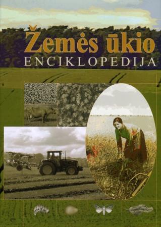 Žemės ūkio enciklopedija. III tomas: plynaukštė–žvirgžda | Vyr. red. Albinas Kusta