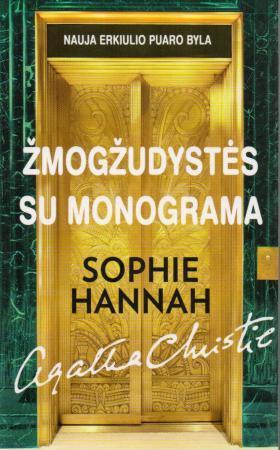 Žmogžudystės su monograma | Sophie Hannah