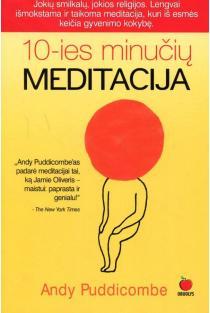 10-ies minučių meditacija   Andy Puddicombe