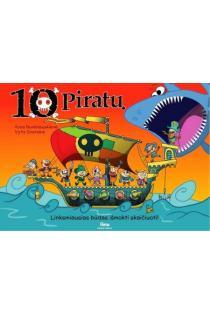 10 piratų | Ilona Bumblauskienė