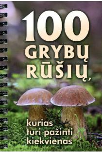 100 grybų rūšių, kurias turi pažinti kiekvienas |