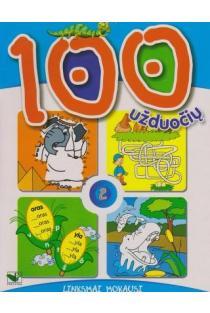 100 užduočių 2   Vilda Tebuevienė