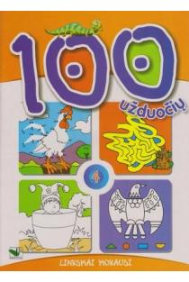 100 užduočių 4   Vilda Tebuevienė
