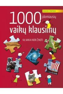 1000 įdomiausių vaikų klausimų (3-as leidimas) | Sabine Fritz, Feryal Kanbay