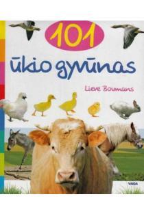 101 ūkio gyvūnas | Lieve Boumans