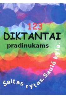 123 Diktantai pradinukams |