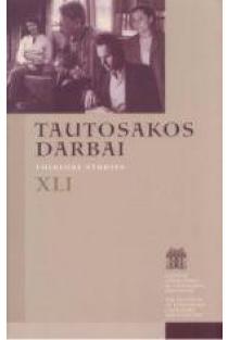 Tautosakos darbai T. 41 (XLI) |
