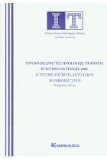Informacinių technologijų taikymas švietimo sistemoje 2009 m. |