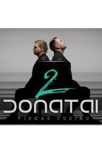 2 Donatai - Viskas pusiau (CD) |