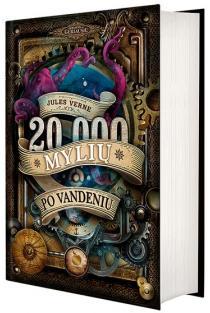 20 000 mylių po vandeniu | Jules Verne (Žiulis Vernas)