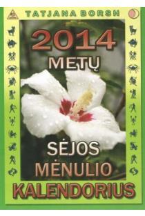 2014 metų sėjos mėnulio kalendorius |