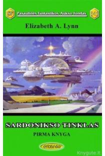 Sardonikso tinklas. Pirma knyga. PFAF-345   Elizabeth A. Lynn