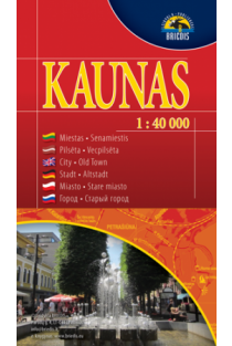 Kaunas 1:40000 |