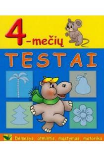 4-mečių (keturmečių) testai | Jūratė Žižytė