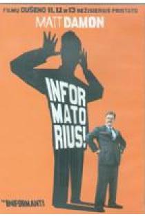 Informatorius (DVD) | Kriminalinis, drama, komedija, trileris