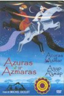 Azuras ir Azmaras (DVD)   Animacija