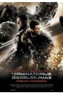 Terminatorius: Išsigelbėjimas (DVD) | Nuotykinis, fantastinis, trileris