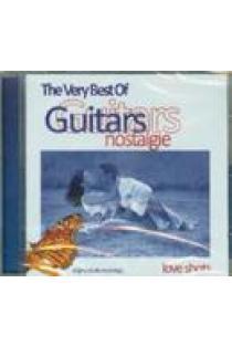 The very best of guitars nostalgie love shots (CD) | V/A