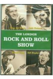 The London rock and roll show (DVD) | Jerry Lee Lewis, Little Richard, Chuck Berry, Bill Hayley