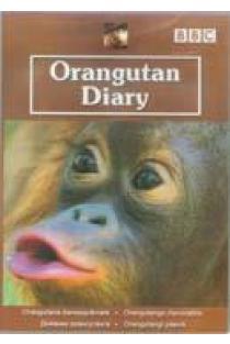 Orangutango dienoraštis (DVD)   Dokumentinis filmas