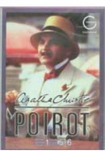 Agatha Christie - Poirot. 1sezonas (5-6 epizodai) (DVD)   Drama, kriminalas, trileris