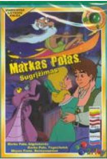 Markas Polas. Sugrįžimas (DVD) | Animacinis filmas
