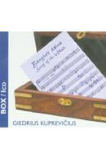 Banginio daina (CD) | Giedrius Kuprevičius