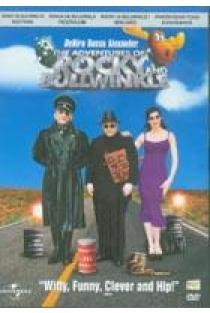 Rokio ir Bulvinklio nuotykiai (DVD) | Komedija, animacija