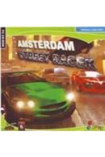 Amsterdam Street Racer. Auksinė žaidimų kolekcija (CD) | Lenktynės