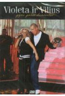 Gyvo garso koncertas (DVD)   Vilius ir Violeta